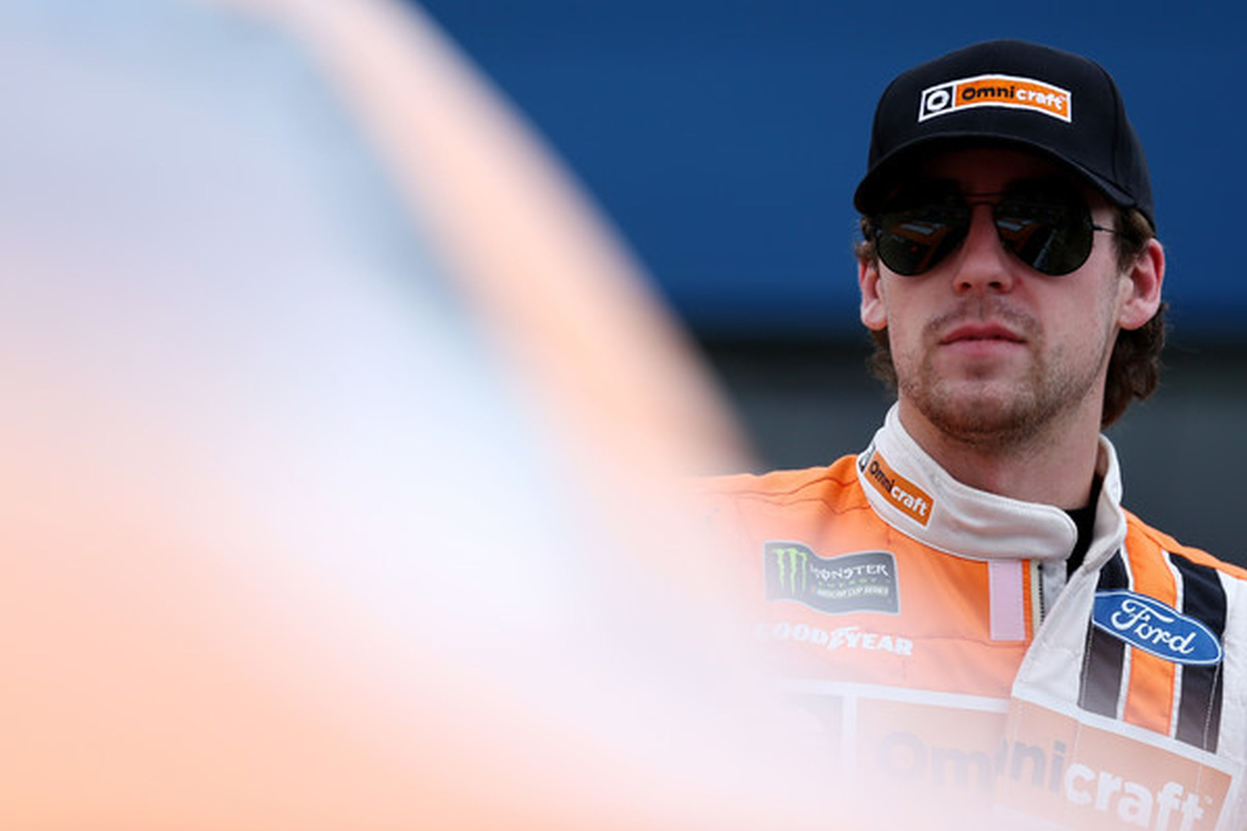 Ryan Blaney (Photo Credit  Sarah Crabill   Getty Images) 0215a7b1ed5